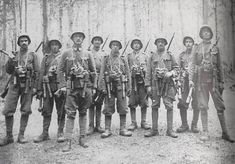 Hungary Military | Austro-Hungarian Army - Austro-Hungarian Assault Formations during ...