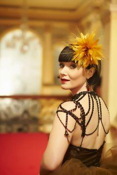 Miss Phryne Fisher (Essie Davis) in 'Murder à la Mode' (Series 2 Episode 5)
