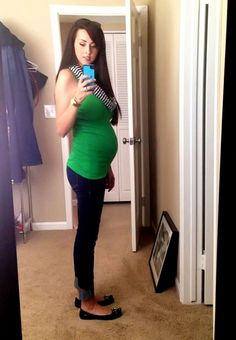 20 weeks Pregnant Picture and Summary » Newbie Mom