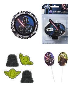 Star Wars Cupcake Set by Wilton #zulily #zulilyfinds