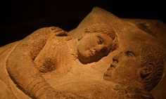 How moving after all these years:  Etruscan art/Museum of Fine Arts, Boston