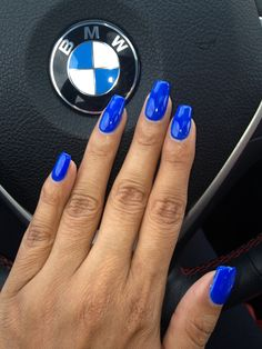 Opi blue no chip. Look alike for Essie Butler Please polish