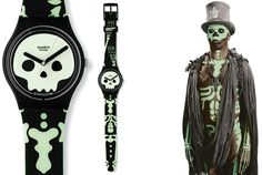 james bond villain watches by swatch
