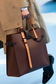 Louis Vuitton Fall 2020 Men's Fashion Show Details Louis Vuitton Mens Bag, Vuitton Bag, Briefcase For Men, Leather Briefcase, Best Bags, Luxury Bags, Fashion Bags, Men's Fashion, Leather Men