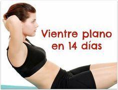 ¿Quién no quiere lucir un abdomen deshinchado, plano, tonificado? Y con mayor razón si lo puedes lograr en 14 días con los tips que te vamos a dar, una verd