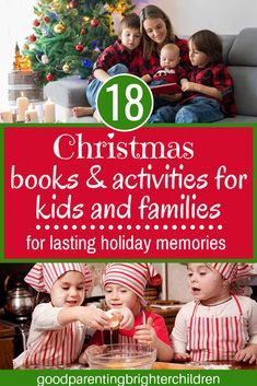 Here are 6 of the best Christmas books ever! And 12 super fun activities to add to your Christmas reading while creating holiday family memories. Christmas Traditions Kids, Christmas Activities For Families, Christmas Gift Decorations, Family Traditions, Christmas Books For Kids, Family Christmas, All Things Christmas, Christmas Ideas, Christmas Crafts