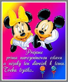 Mickey Mouse, Disney Characters, Birthday, Pictures, Birthdays, Baby Mouse, Dirt Bike Birthday, Birth Day