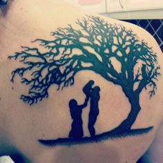 I love this, maybe I can incorporate this with an image of me and Kay and turn my cherry blossom vine into a tree