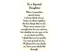 Z 647 E Special Daughter