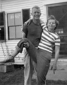 Tom and Dorothy Broadfoot's Maine Vacation