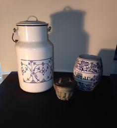 Foto van potten