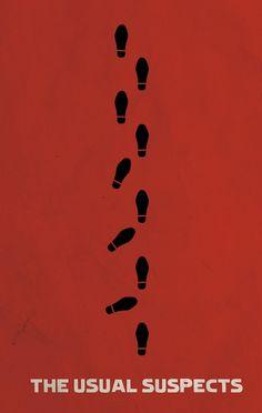 Keyser Soze // great minimalist storytelling