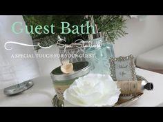 Nikki-Guest Bathroom Hand Spa Station - YouTube