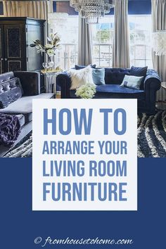 I love these living room layout designs. Whether you are decorating a living room with large windows, with a TV or with a fireplace (or all you will get lots of tips on how to arrange furniture so that it works with the focal point in your space.