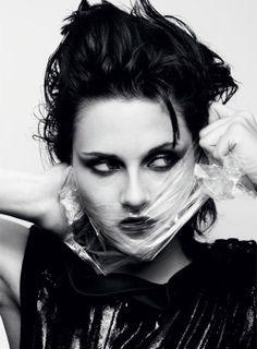 Kristen Stewart - Interview Magazine - Oct /Nov /09 - 40th Anniversary issue....