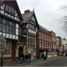 Salisbury, England in Wiltshire. Love this little village which is near Stonehenge.