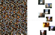MOBILEJAM-BACKTOHOME - 2007 - (full work and details from book project - digitalshot collage with phone shots - cm203 x 270) - 2007 - twitter.com/ragnoxxx #contemporaryart #conceptualart #artecontemporanea #visualart #arte #artcontemporain #photografy #artcollectors #art #contemporaryphotografy #artgallery #artexhibition #artcollector #kunst #cosegiaviste #installation