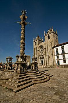 Catedral de Oporto, Porto, Portugal