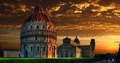 Quantos dias ficar em Pisa #viajar #viagem #itália #italy