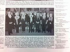 Our Gospel Choir in the local paper, The St Ives Times & Echo February 2015.