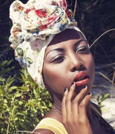 30 headwrap styles that can turn  heads