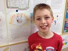 Poetry for kids by a kid! Meet Landon! A young poet from This Kid Reviews Books!