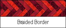 Many Borders.  I love Quilters Cache.