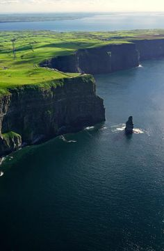 Explore the Emerald Isle. #Ireland