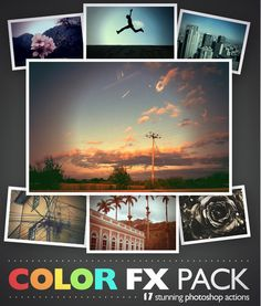 19 Time Saving And Free Photoshop Actions For Designers