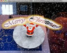 Send your own Augmented Reality ChristmasCards!