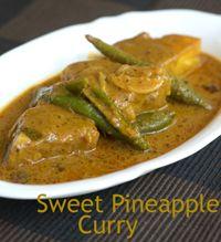 Pajeri Nenas (Sweet Pineapple Curry)