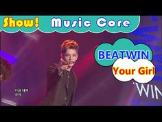 [HOT] BEATWIN - Your Girl, 비트윈 - 니 여자친구 Show Music core 20160813