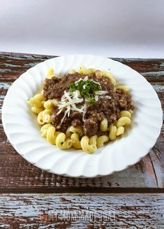 My Mom Made That: Mario's Special Spaghetti Recipe, a twist on your traditional dish. It's not your traditional red sauce, in fact it's so much better!