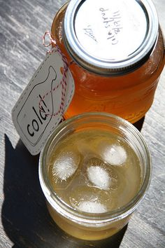 homemade cola syrup - for snowcones?