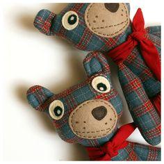 Googly-Eyed Boy Bear   Hasenpfeffer Incorporated