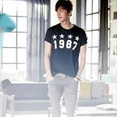 Lee Min Ho for BENCH TVC 2014