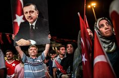 The United States won't abandon Turkey at this critical time. But perhaps it can push it in the right direction.