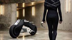 BMW Motorrad VISION NEXT 100, concept, CES 2017