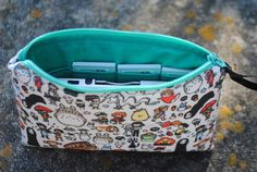 Studio Ghibli 3DS Case by CraftsFromBrittni on Etsy