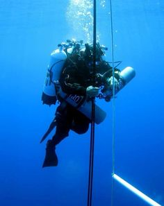 Taking the plunge: Egyptian to dive for world record - Daily News Egypt
