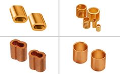 We are the Manufacturers, Exporter and Suppliers of Brass Ferrules Copper Ferrules. Copper, Brass, Raw Materials, Nespresso, Bronze, Raw Material