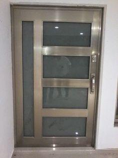 House Gate Design, Door Gate Design, Door Design Interior, Main Door Design, Wooden Door Design, Front Door Design, Wooden Doors, Aluminium Door Design, Aluminium Doors