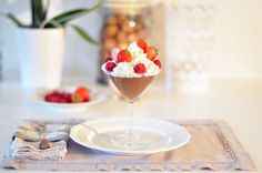 mousse chocolat pralinoise 11 strawberry raspberry recipe dessert