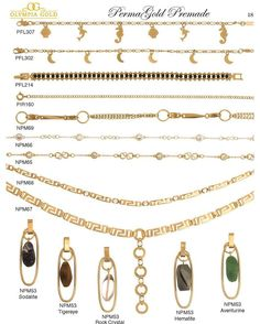 Olympia Gold is a costume jewelry manufacturer and wholesale gold jewelry supplier. We sell the highest quality gold by the inch and silver by the inch colorful anodized aluminum jewelry chains necklaces bracelets charms and other jewelry accessories. Follow the link!  #costumejewelry #fashionjewelry #permagold #permasilver #olympiagold #wholesalejewelry . . . . #fallfashion #affordablefashion #braceletes #charms #necklaces #findings #accesories #bangles #fashion #cheapchic #instajewelry…