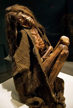 Mummies of the World Exhibition. Saw it in Philadelphia and was blown away