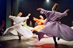 The Whirling Dervishes of Konya (Konya, Turkey) p. 583
