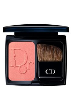 Dior Vibrant Color Powder Blush in Rose Cherie.