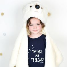 RATATAM - Polar Bear Costume http://www.smallable.com/4806-ratatam