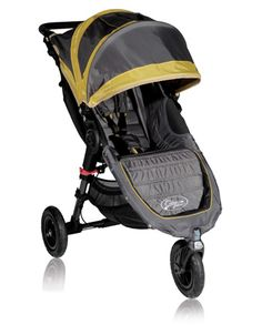 Baby Jogger City Mini GT Stroller | All-Terrain Strollers by Baby Jogger.