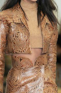 mademoisellearielle:  Rodarte S/S 2011 - Detail